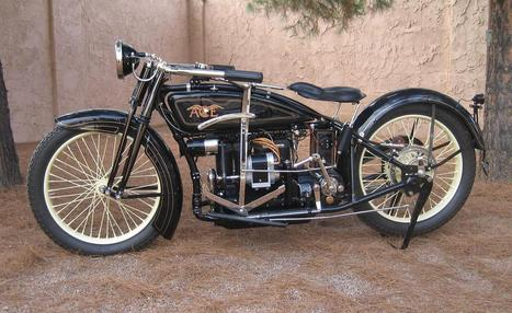 10 of the Coolest Vintage Motorcycles Ever Made   Motorcycles   Scoop.it