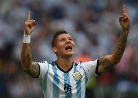 Louis van Gaal is hopeful of landing Marcos Rojo from Sporting Lisbon for £16m | INFORMALSPORTS | Scoop.it