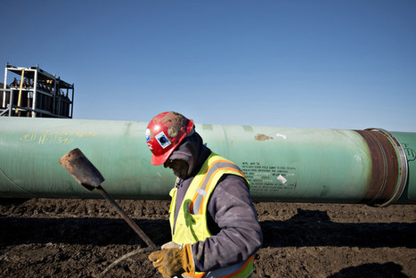 TransCanada Pipelines Refuses to Use  Modern Technology and Infrared Sensors to Detect Leaks In Keystone XL Pipeline! Says Old Technology Adequate. Read on ... | Canada's Prime Minister Stephen Harper | Scoop.it