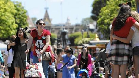 Variable pricing may be a new theme at Disneyland | digitalNow | Scoop.it