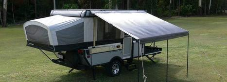 How to Correctly Open and Close a Roll-Out Awning - Australia Wide Annexes | Caravanning Camping Tips, Holidays & Accessories | Scoop.it