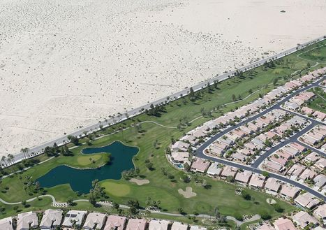 Desert oasis collides with drought | Sustain Our Earth | Scoop.it