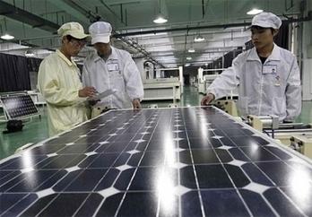 China-UE: solución 'amistosa' para la guerra fotovoltaica | Fotovoltaica  Solar-Térmica | Scoop.it