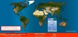Mapa Mundo Educativo para estudiantes | Yo Prof... | Recursos en educación | Scoop.it