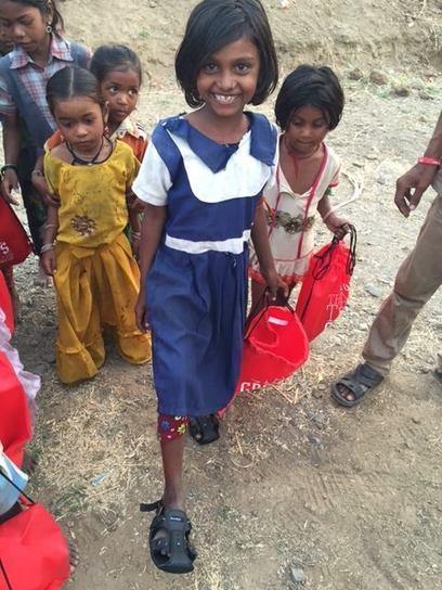 Une 'chaussure qui grandit' pour les enfants démunis | Entrepreneuriat et économie sociale | Scoop.it