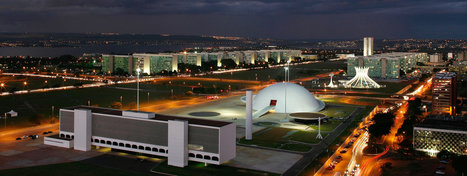 Oscar Niemeyer, Modernist Architect of Brasília | The urban.NET | Scoop.it