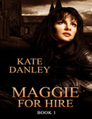 Maggie for Hire - Slashed Reads | Promote My Book | Scoop.it