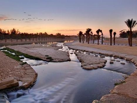 Riyadh's Wadi Hanifah suggests a model for sustainable water reuse in desert cities | Restorative Developments | Scoop.it