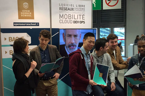 Open Source School, l'école numérique 100 % logiciels libres testée à Montpellier   Narbonumérique   Scoop.it