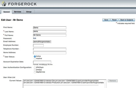 OpenAM as a SAMLv2 IdP for the AWS Administration console. 2nd Part - ForgeRock Community | JANUA - Identity Management & Open Source | Scoop.it