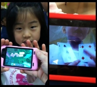 BYOT in Kindergarten - Engaging New Learners | Engagement Based Teaching and Learning | Scoop.it