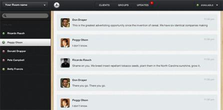 Web-based Realtime Multi-room Chat Software for Website - Greepit | Realtime Web Dev | Scoop.it