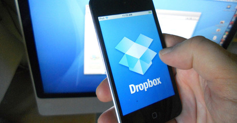 Dropbox Will Soon Let You Merge Work and Personal Accounts | Apps for business | Scoop.it