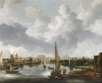 Werk Van Everdingen in Stedelijk Museum Alkmaar | Blik op het verleden: Alkmaar | Scoop.it