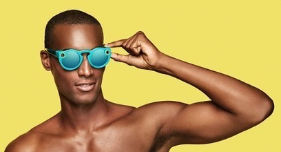 Snap Spectacles: Snapchat stellt Sonnenbrille mit Kamera vor | #Privacy #Ethics  | 21st Century Innovative Technologies and Developments as also discoveries, curiosity ( insolite)... | Scoop.it