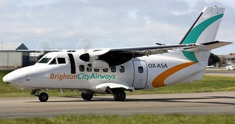 Pier to the Tower in just over two hours as Brighton airline launches flights to Paris | Allplane: Airlines Strategy & Marketing | Scoop.it