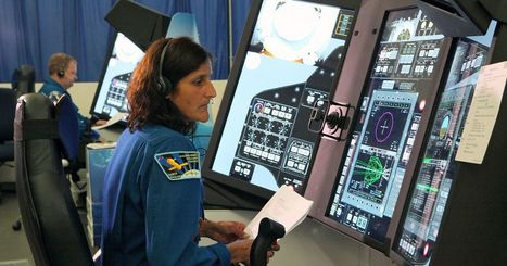 NASA gets new Dragon capsule training simulators this year | Outbreaks of Futurity | Scoop.it