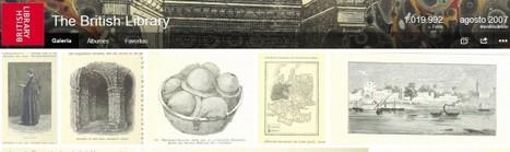 La British Library pone a nuestra disposición 1.000.000 de imágenes para utilizarlas libremente | Recursos interactivos para conocer la Historia del Arte | Scoop.it