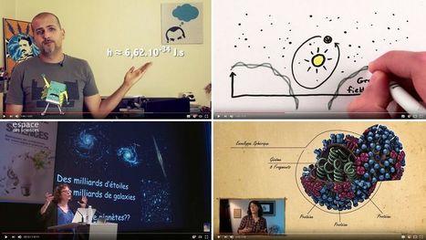 Sur YouTube, la science infuse   Culture numérique   Scoop.it