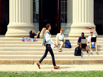 Un drone du MIT joue les guides touristiques sur le campus | Innovative technology | Scoop.it