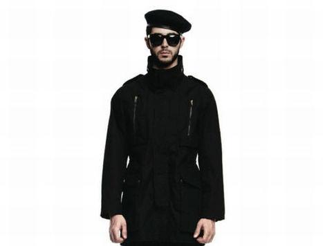 Zero_Underscore, la collezione uomo autunno inverno 2013 2014 - ◣ News Moda Uomo | Questione di Stile - Moda Uomo | Scoop.it