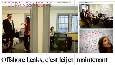 Offshore Leaks, c'est Icij et   maintenant | DocPresseESJ | Scoop.it