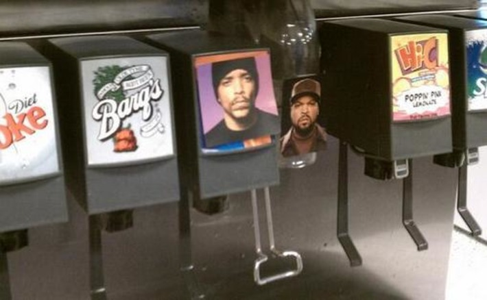 For fellow fans of #IceT and #IceCube Tweet from @ciaoenrico | Kitsch | Scoop.it