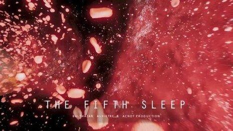Le 5ème sommeil ou la réalité virtuelle au service du monde médical | Cabinet de curiosités numériques | Scoop.it