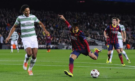 Neymar nets hat-trick as Barcelona hammer Celtic | AngloCatalan Affairs | Scoop.it