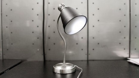 An eavesdropping lamp that livetweets private conversations | Technoculture | Scoop.it