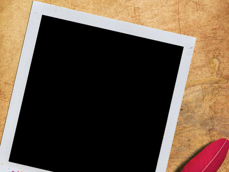 Photo Border PPT Backgrounds   PowerPoint Backgrounds   Scoop.it