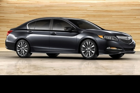 Acura Rlx | high definition cars wallpapers | Scoop.it