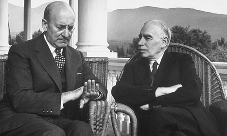 Keynes helped us through the crisis - but he's still out of favour | The Economic Method | Scoop.it