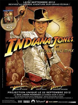 Nuit Indiana Jones au Max Linder, gagnez vos places ! | Paris Secret et Insolite | Scoop.it