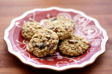 Orange Spice Oatmeal Cookies ~ Gluten Free or Not | Natural Wellness news | Scoop.it