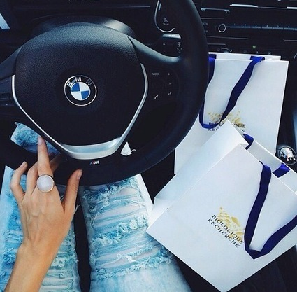 #bmw #ripped #jeans #fashion #biologique... | Beautycare | Scoop.it