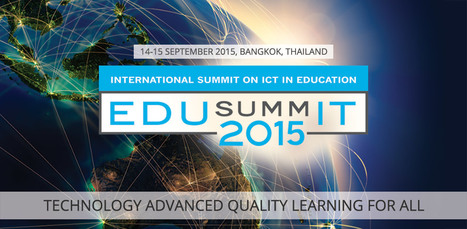 Thematic Working Groiups | TWG2: Advancing mobile learning in formal and informal settings | EDUSUMMIT2015 | Mobile Learning in Higher Education | Scoop.it