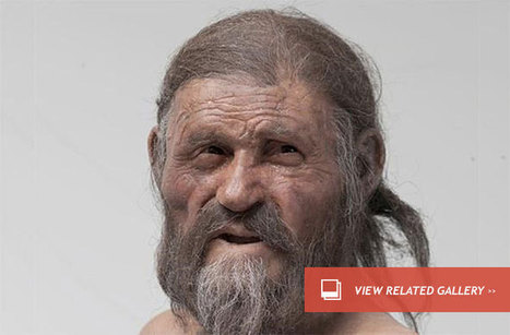 Living Relatives of Iceman Ötzi Mummy Found in Tirol, Austria | Vloasis awesome sauce | Scoop.it