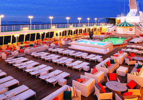 Woman pays $164K per year to live on luxury cruise ship | Inspired By Design | Scoop.it
