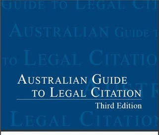 Referencing - Law - LibGuides at Curtin University | Practical Employment Law | Scoop.it