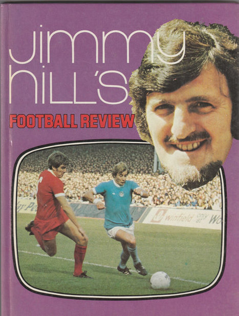 Jimmy Hill's Football Review. 1975 In good condition. | Retrofanattic's articles and items for sale | Scoop.it