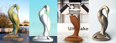Scan and 3D Print the World's Famous Landmarks - 3D Printing Industry | 3D Printing Industry | Scoop.it