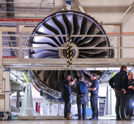 Microsoft brings 'Internet of Things' to jet engines | Industrial Internet | Scoop.it