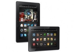 Amazon Uncovered Kindle Fire HDX 7 and 8.9 – inch Tablets | Latest Mobile buzz | Scoop.it