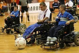 Futebol para Cadeirantes | Ana Beatriz Rivelli | Scoop.it