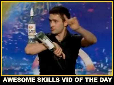 One of  the best Bartender in the world ! | Various subjects | Scoop.it