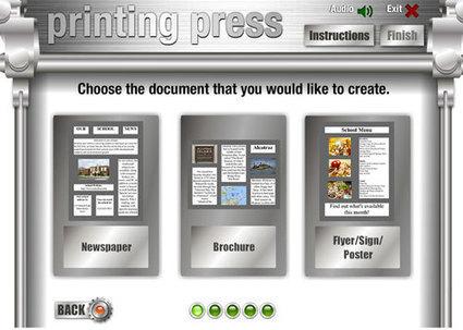 Crea carteles, folletos y prensa escolar con Printing Press | Nuevas tecnologías aplicadas a la educación | Educa con TIC | Herramientas TIC para el aula | Scoop.it
