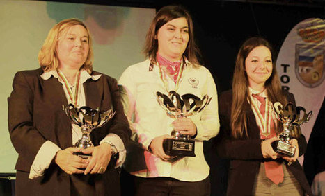 Pêche sportive : une Nazairienne double championne du monde | Pêche & Pêcheurs | Scoop.it