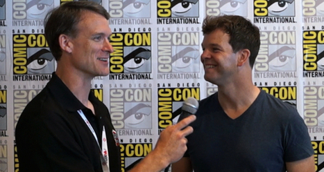 Kevin Shinick plays a MAD Supervillain at SDCC 2013 | Cartoons for Kids | Scoop.it