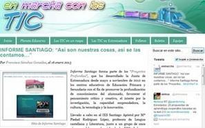 Revista Educación 3.0: En Marcha con las TIC, una página de consulta y ayuda para profesores | Las TIC y la Educación | Scoop.it